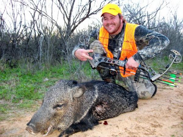 Chaparral WMA Public Javelina Hunting