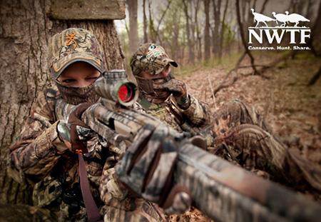 East Texas Turkey Hunting in Texas