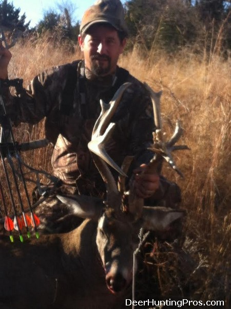 Jeff Beamer and His Common Base Buck