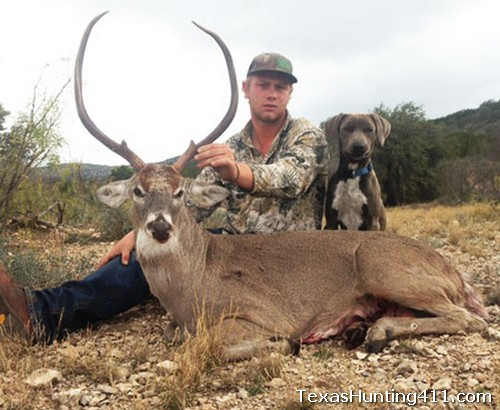 Wes Wyrick and His Big, Record Spike Buck