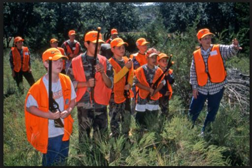 Texas Hunting: Youth Program Scheduled Hunts Out