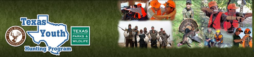 Texas Youth Hunting Program Scheduled Hunts